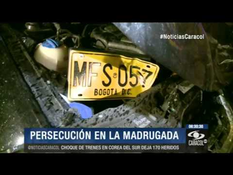 Persecución de película: así capturaron a hombres que habían violado un retén - 2 de Mayo de 2014