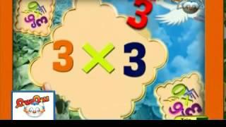 أنشودة تعلم جدول الضرب بقواعد الفهم   جدول 3   YouTube