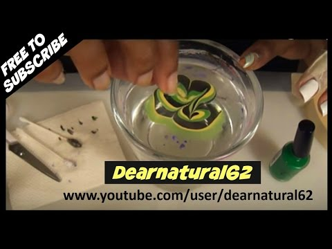 # 20 HOW TO | Water Marble Nail Art Tutorial - 5 Designs