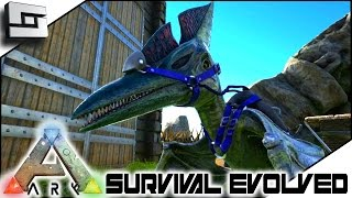 getlinkyoutube.com-ARK: Survival Evolved - PERFECT PTERANODON TAME! S3E24 ( Gameplay )
