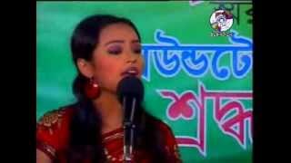 getlinkyoutube.com-Baul Shah Abdul Karim Singer Kakoly 2013 new bangla song