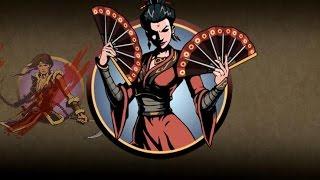 getlinkyoutube.com-Shadow Fight 2 Shadow vs Widow -Boss Battle