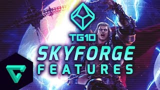 TG10 : Top 10 Features In Skyforge