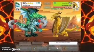 getlinkyoutube.com-Dragon City Episode 22: Combat with Apocalypse, Forge & Kaiju Dragons!