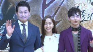 "getlinkyoutube.com-[SSTV] '리멤버-아들의 전쟁' 박민영 ""7살 연하 유승호와 촬영, 이모님 소리 안듣는 게 목표"