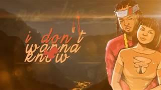 DJ Fly - Ce'Cile - Kalash - I Don't Wanna Know Official Lyrics Video