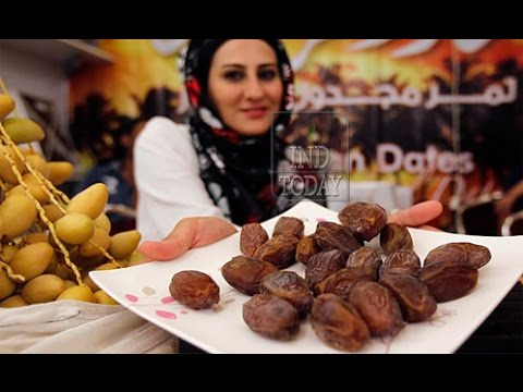Ramzan Special Khajoor a traditional item to break fast with | Hyderabad Dry Fruit Market