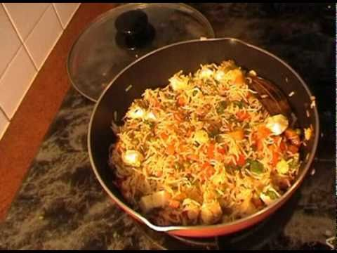 Paneer Veg Pulao - Indian Vegetarian Cuisine by Bhigita