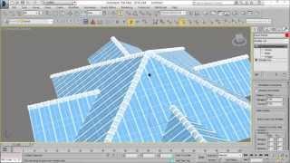 getlinkyoutube.com-Tutorial 003 - Batzal Roof Designer para 3DS Max (Hector Suriel)