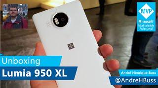 getlinkyoutube.com-Unboxing Microsoft Lumia 950 XL