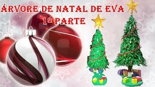 getlinkyoutube.com-A mais Facil e Bela Arvore de Natal 1º Parte