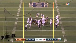 getlinkyoutube.com-Notre Dame vs. Texas 2015 Football Highlights