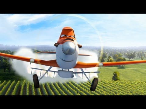 Disney's Planes - Sneak Peek clip with Dane Cook
