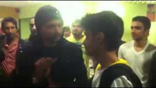 BOHEMIA talking about Honey Singh. Awais Hayyat Moazzam Hayyat HLB