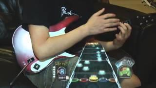 getlinkyoutube.com-Guitar Hero el mas rapido (Through The Fire And Flames)