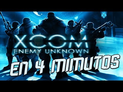 XCOM ENEMY UNKNOWN EN 4 MINUTOS - BUKAKE ALIEN | ZellenDust