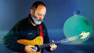 getlinkyoutube.com-Ambient Guitar Meditation - What Child is This? (Christmas Carol, Strymon Riverside Timeline DIG)