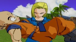 getlinkyoutube.com-d1ddlysquat13: Android 18 saves Krillin