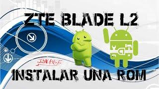 getlinkyoutube.com-Instalar Cualquier Rom ZTE Blade L2 (TUTORIAL + ROMS)