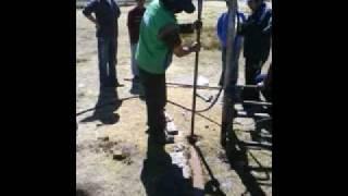 getlinkyoutube.com-perforadora de pozo de agua