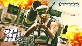getlinkyoutube.com-GTA 5 Online FORT ZANCUDO TAKE OVER! GTA 5 Army Base Attack Open Lobby! (GTA 5 PS4 Gameplay)
