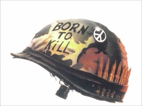 Full Metal Jacket Soundtrack - I wanna be a Drill Instructor