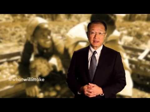 MAGNUMMAXIM: World Bank President- What Will it Take- To End Poverty