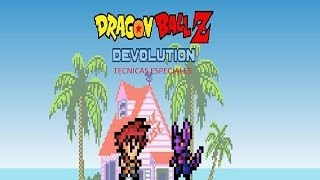 getlinkyoutube.com-Dragon Ball Devolution - Tecnicas Especiales