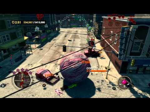 GenkiBowl VII DLC - Saints Row The Third [Part 3 of 5 - Sexy Kitten Yarngasm]