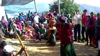 getlinkyoutube.com-baglung sisakhani panche baja