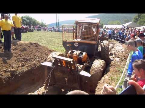 Mníchova Lehota - malotraktory 2014