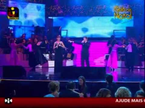 Gala de Natal   Leonor Poeiras  Pedro Granger   Cinderela