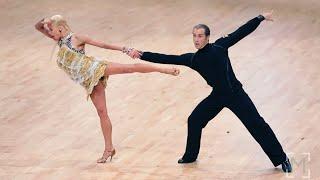 getlinkyoutube.com-Riccardo Cocchi - Yulia Zagoruychenko | Disney 2015 | Showdance Jive