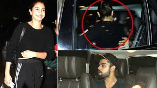 getlinkyoutube.com-Watch Virat Kohli CAUGHT KISSING Anushka Sharma at the AIRPORT