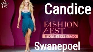 getlinkyoutube.com-CANDICE SWANEPOEL - FASHION FEST - LIVERPOOL   DCHIC