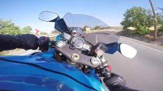 getlinkyoutube.com-Rush!!! GsxR 1000 Onboard!!!