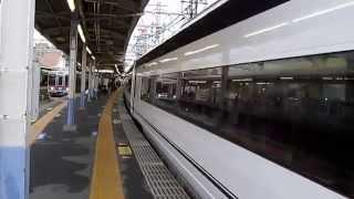 京成スカイライナー36号 京成高砂駅通過