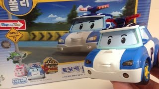 getlinkyoutube.com-로보카 폴리 만들 Making Robocar Poli!