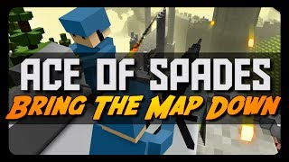 getlinkyoutube.com-Ace of Spades: BRING THE MAP DOWN! (Spread the Virus Mode)