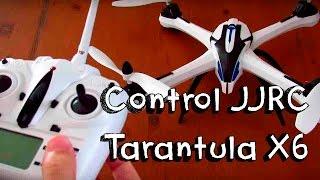 getlinkyoutube.com-ANALISIS  CONTROL JJRC YIZHAN TARANTULA X6 DRONE ESPAÑOL: Mejor drone potente rapido calidad precio