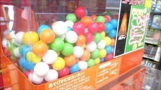 getlinkyoutube.com-ガムボールマシーン ゲーム Gumball Machine Maze Game ガム Gum Candy Machin