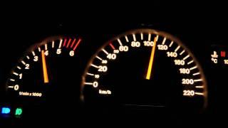 getlinkyoutube.com-Opel Vectra B 2.2 dti caravan 0-100km/h Chip