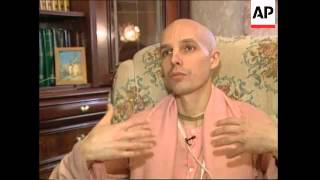 getlinkyoutube.com-Tensions between Hare Krishna and Russian Orthodox faiths