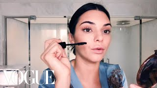 Kendall Jenner Shares Her Morning Beauty Routine | Beauty Secrets | Vogue width=