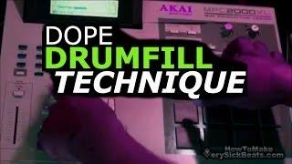 Beat Making | Drum Fills Technique width=