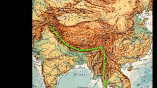 getlinkyoutube.com-ลักษณะภูมิประเทศของทวีปเอเชีย