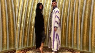 getlinkyoutube.com-Selena Gomez Shows Off Her Ankles In Abu Dhabi, Religious Leader Flips Out