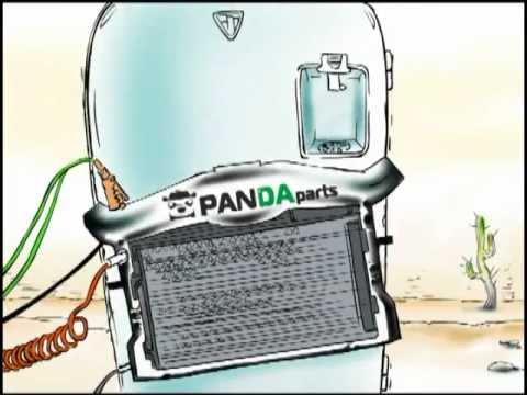 PANDAParts