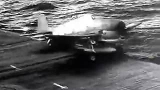 ミッドウェー海戦を制するも航空母艦に着艦失敗