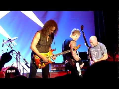 Metallica w/ John Bush - The Four Horsemen (Live in San Francisco, December 7th, 2011)